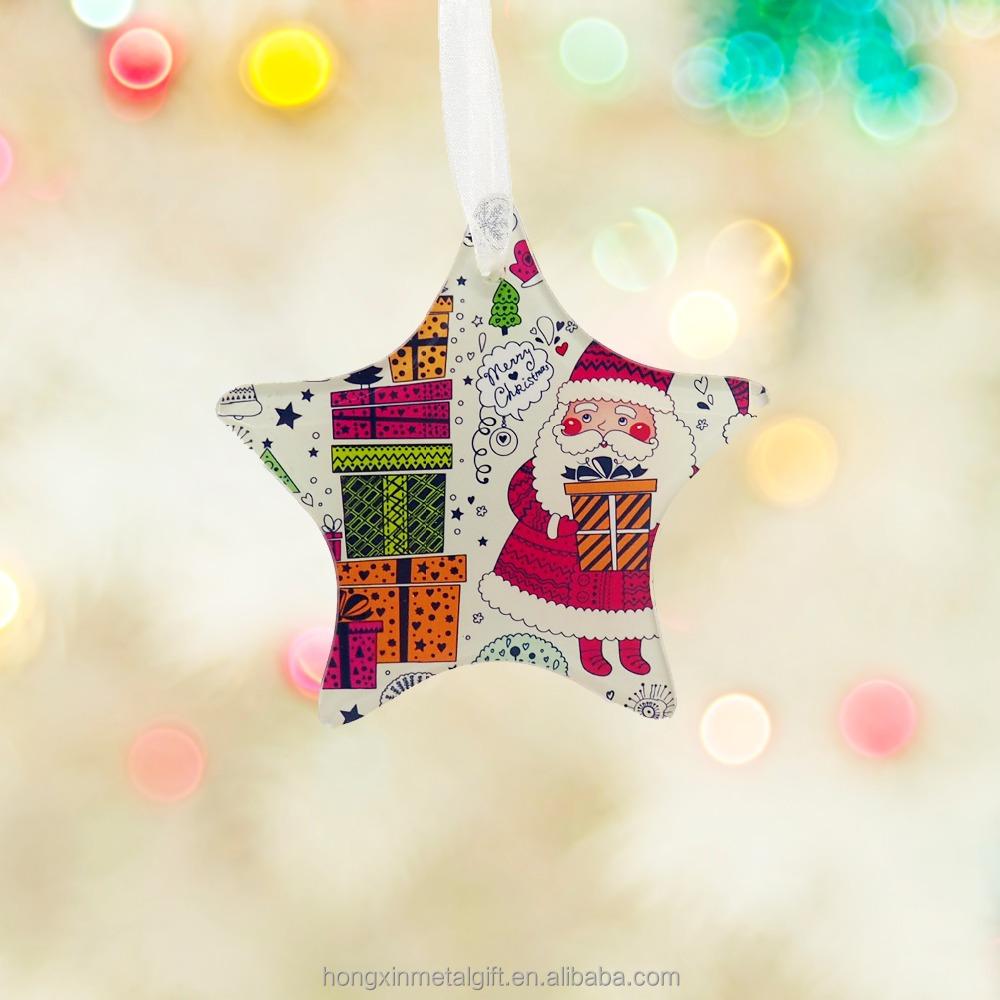Custom Shape Christmas Ornaments, Custom Shape Christmas Ornaments  Suppliers And Manufacturers At Alibaba