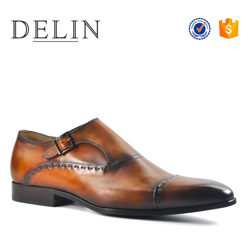men quality High fashion shoes durable leather ESSq1W