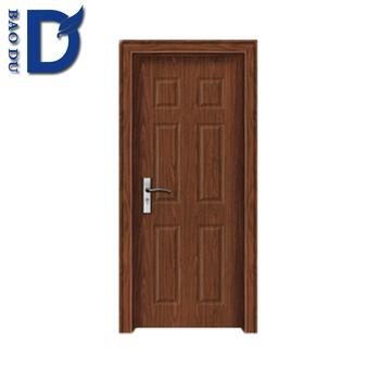 Wonderful Beautiful Design Pvc Wood Doors And Windows House Inner Using