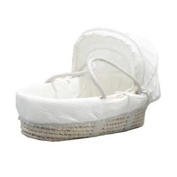 77a1ec7ca15 INS Hot baby wicker moses basket has been fumigated willow baby moses basket  baby pram basket