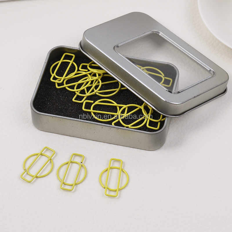 vinyl coated paper clip