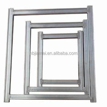 Jiamei Aluminum Screenprint Frames/aluminum Silk Screen Frames For ...