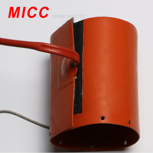 MICC High Quality Flexible Oil Drum Silicone Rubber Heater