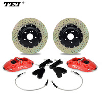 TEI Racing R60 Slotted Disc Performance Aluminum Lightweight rear brake
