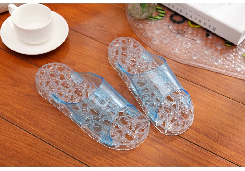 Beixiduo wholesale spring acupuncture massage slipper bathroom slipper health care massage slippers foot