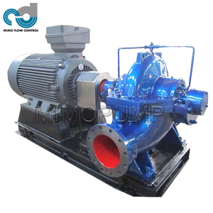 Industrial Electric High Volume Low Pressure Double Suction Water Pump