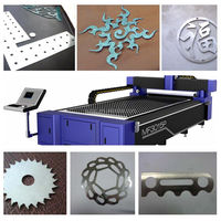 hot sale 200W 300W metal laser cutting machine used laser cutting machine cutting steel