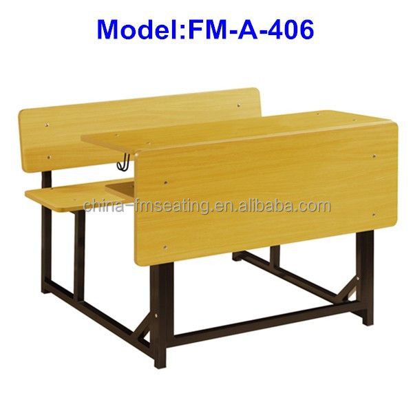 No.FM-A-406 School study bench for sale