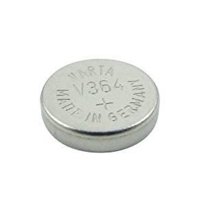 Lenmar Coin Cell Battery Replaces OEM Bulova 621 Panasonic SR621SW by Lenmar