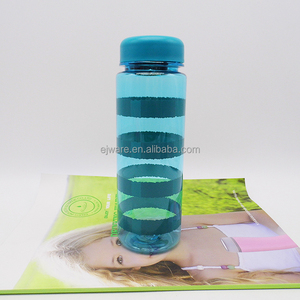 350ml&500ml Cheap Plastic Bottles School Sport Bottle Logo OEM Logo 500ml Transparent Water Plastic Bottle