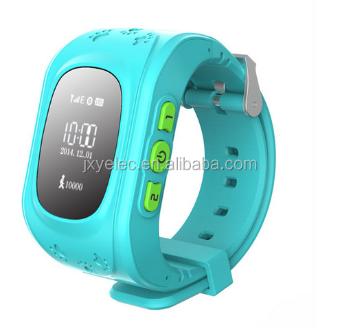 smart gps gprs tracker watch for children with geofence/sos/calling/wechat/clock,WIFI/GPS/LBS tracking