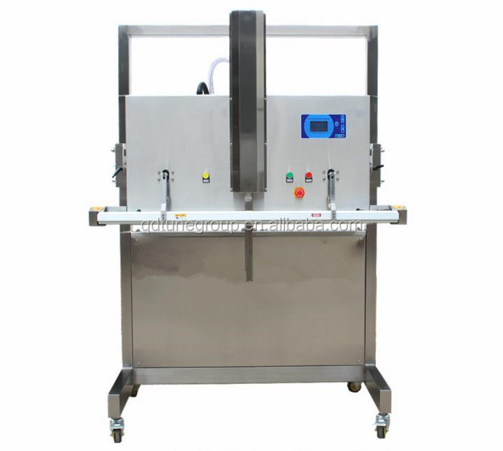 Easy operation fully automatic customised vaccum packaging machine