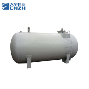 Factory provide lng flocculation ozone anti chilling argon storage tanks
