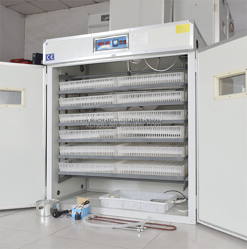 full automatic digital thermoregulator animal husbandry equipment incubator for bird