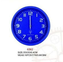 decorative quartz radio controlled wall clock