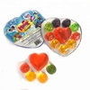 2019wholesale fruit flavor heart jelly for children