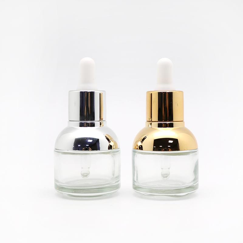 MIGPACK e suyu cam damlalık şişe kapları kozmetik ambalaj 60 ml