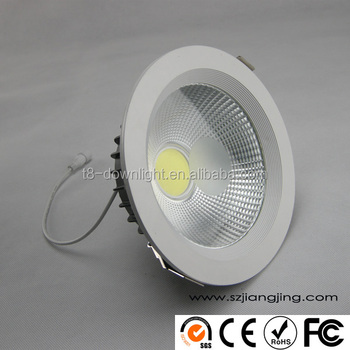 Led Cabinet Light Ip 44 15w 12v Dimmable Rgb Led Downlight