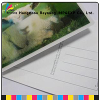 Custom Design Postcard Printing With High Quality
