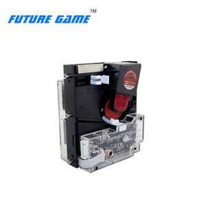 LK-800A Vertical intelligent coin acceptor CPU coin selector for arcade  game machine