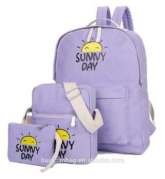 3648fc6acd81 Unisex canvas classic mini backpack laptop backpacks travel bags satchels  hiking backpack bulk