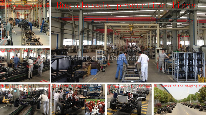 Luxury Bus Design! China Manufacture Diesel 30 Seater Diesel ...