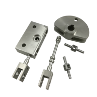 CNC precision machine parts with high quality