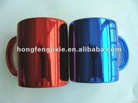 Vacuum coating oil