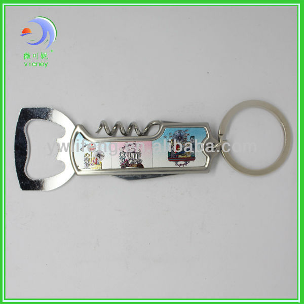 multifunction keychain with opener for Las Vegas decor