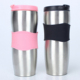 Double Wall Stainless Steel Reusable Coffee Travel Cup Termos Mug For Sublimation