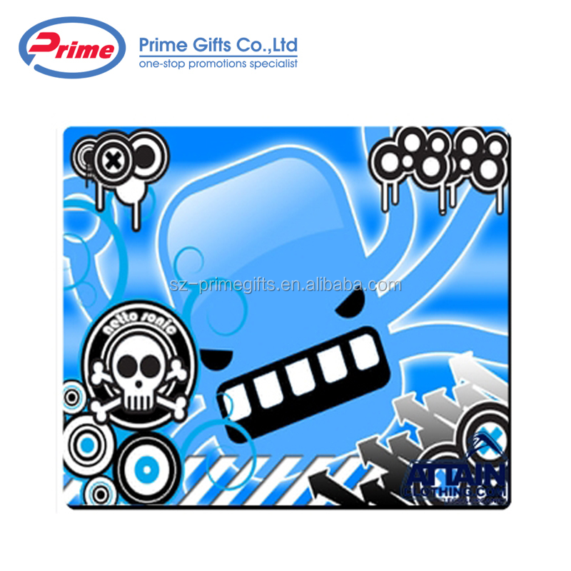 2018 New Design Custom Gel/Rubber Mouse Pad for Sale