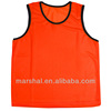newest training football vest,custom soccer bibs,personalized soccer vest