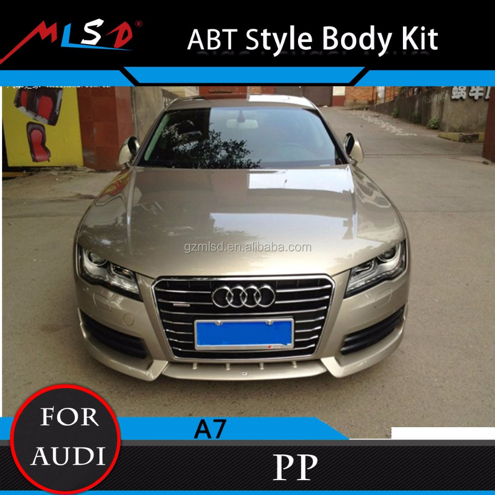 High Quality MLSD Hot Sale ABT Style Body Kits for Audi A7