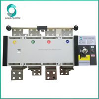 ats controller automatic transfer switch IEC, CCC, CE 16A~3200A 3 phase Automatic Transfer Switch ats