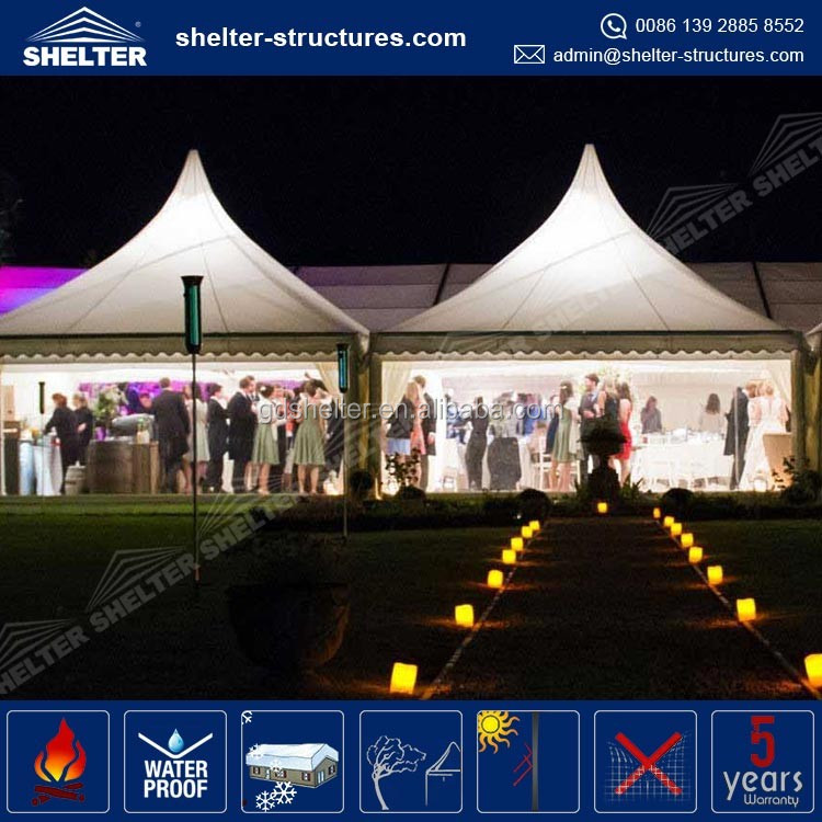 Exquisite aluminum alloy cheap roman gazebo / the cheapest marquees wedding / china luxury tent for resort