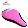 Comfortable Colored 2016 High Quality Custom Designs Waterproof Gel Bicycle Seat Covers/Saddle cover