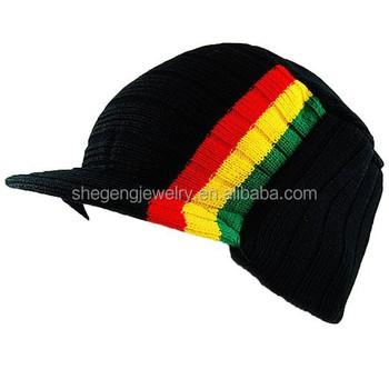 de6e20e10 Oversized Slouch Rasta Panels Beanie Hat - Buy Weed Ganja Leaf Knit  Hat,Rasta Visor Beanie Skull Cap Stripe Jamaica Reggae,Oversized Slouch  Rasta ...