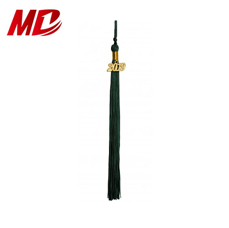 Factory Price Colorful Adult Graduation Cap Tassels