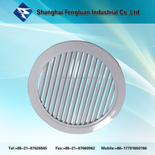 Round Louvered Air Vents