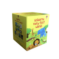 Usborne Very First Words Collection 10 Books Box Set English books