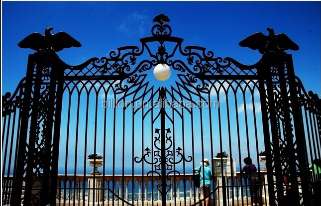 Best Sales Wrought Iron Grill Gate Design With Various Designs ...