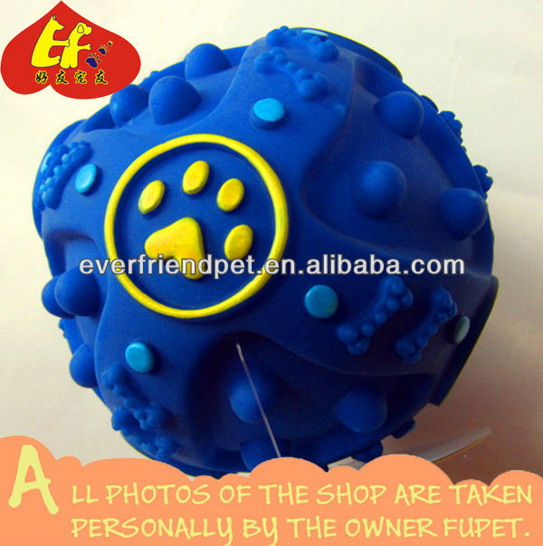 dog food ball of food flavor enhancers