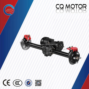 48v 800w/1000w Electric car/vehicle tricycle auto rickshaw 2 speed Shift motor