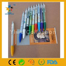 printing banner pen,new banner pens,translucent ball pen