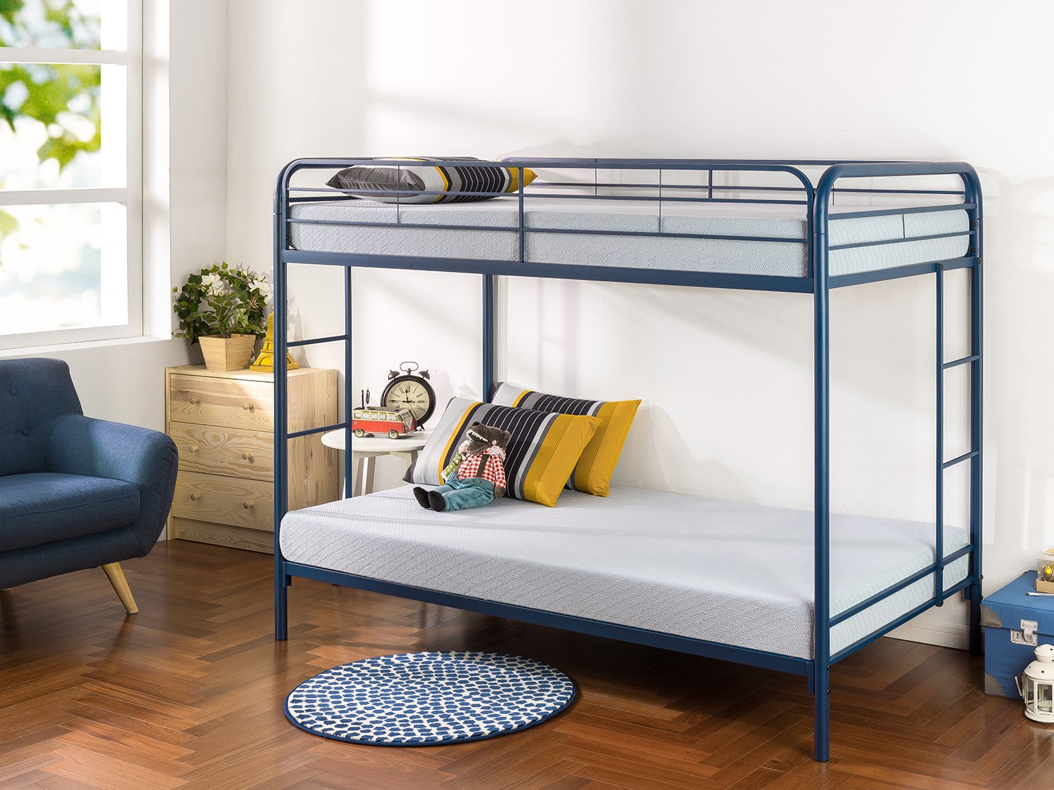 Cheap Navy Blue Bunk Bed Find Navy Blue Bunk Bed Deals On Line At