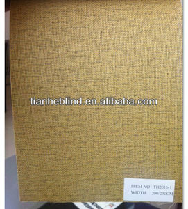 Translucent Siimplestyle roller blind fabric,fabric for roller blind