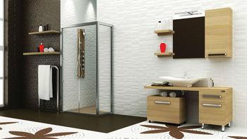 Badkamersijdelheid badkamermeubels badkamermeubel badkamer
