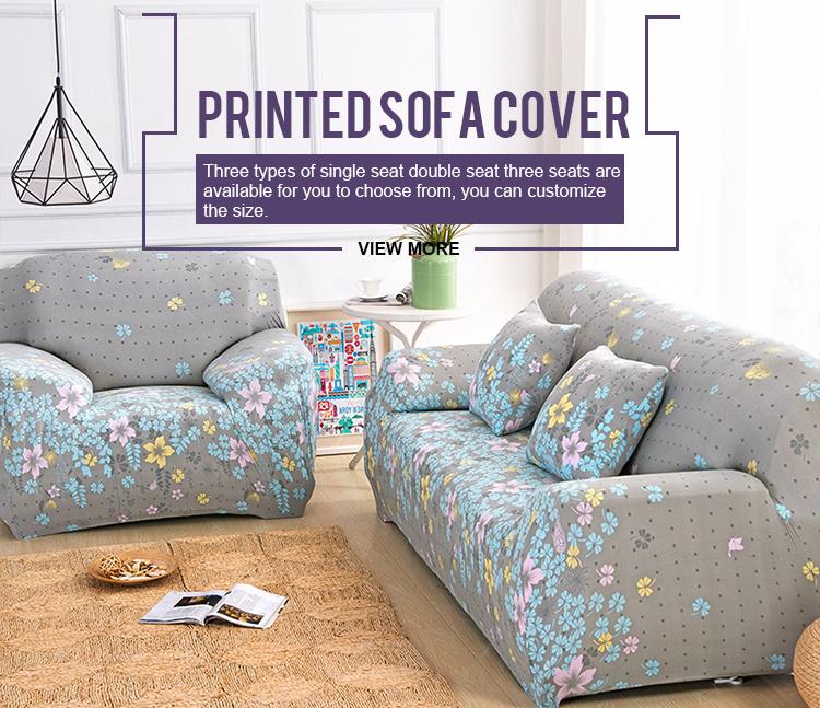 elegant sofa cover