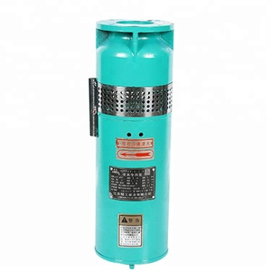 QSP series high flow low head electric submersible fountain pump electric fountain water pump for landscape fountain