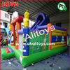 Amusement jumping castle inflatable slide bouncy house inflatable water slides